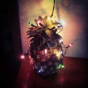 Christmas Pineapple!